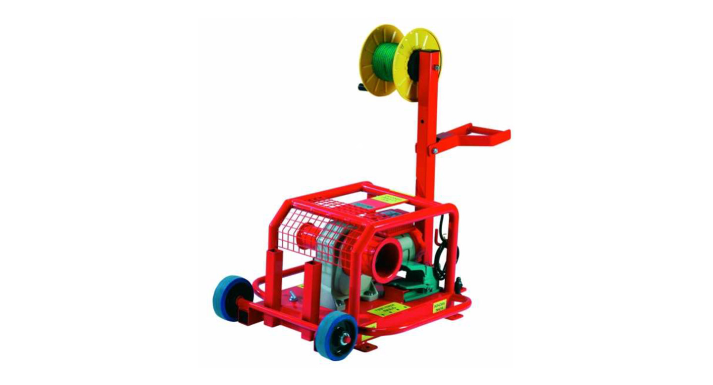 2.5T Cable Winch Electric