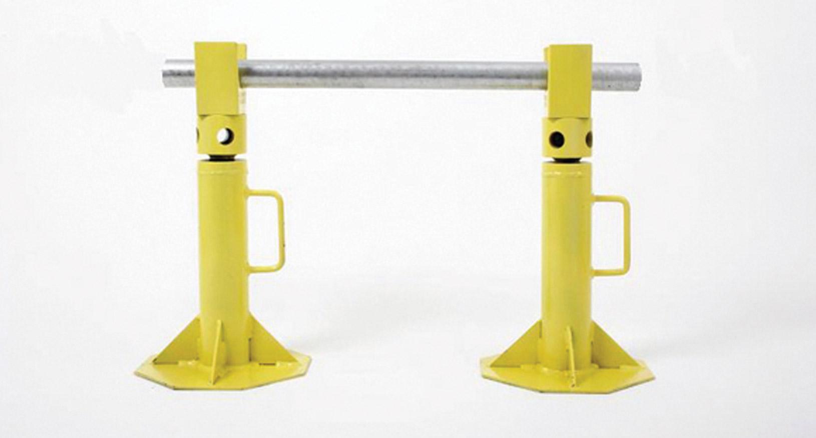 3T Cable Drum Jack - Screwed (Pair)
