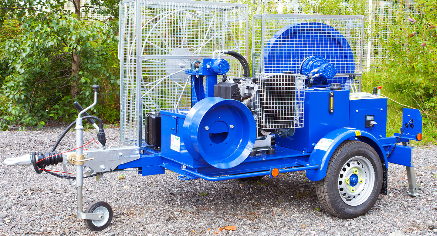 AW1000 Assist Winch