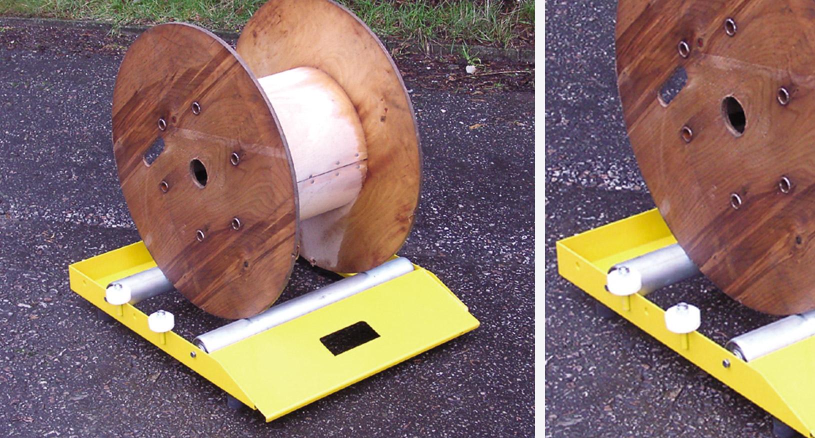 Cable Drum Rotators