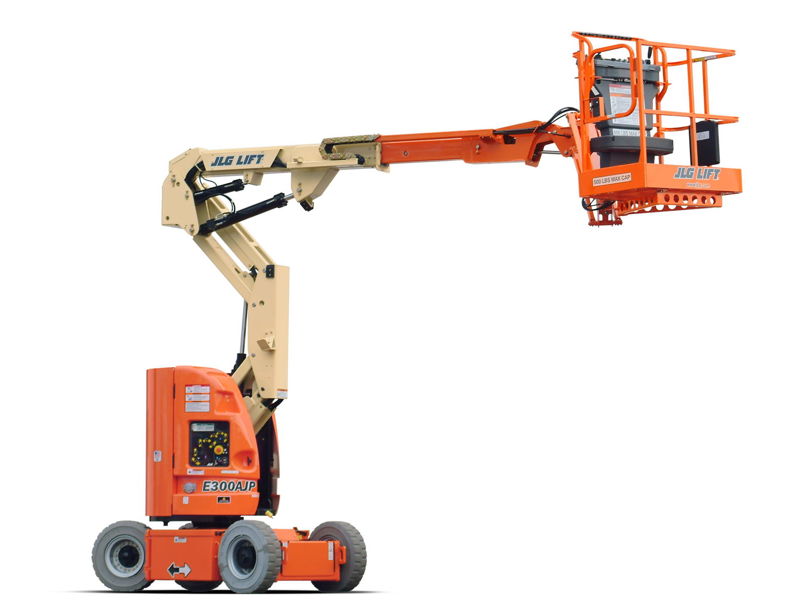 E300AJP - 10.97M (35.99Ft) Electric Articulating Boom Lift
