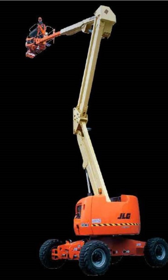 510AJ - 17.81M (51.87Ft) Diesel Articulating Boom Lift