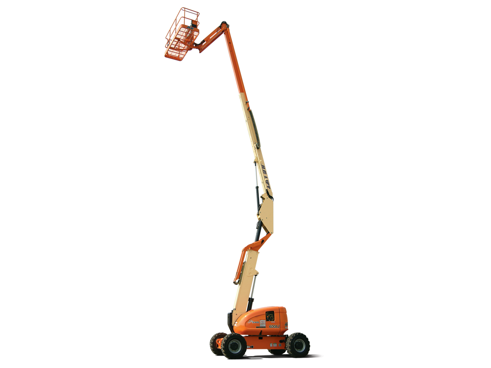 600AJ - 20.46M (67.12Ft) Diesel Articulating Boom Lift