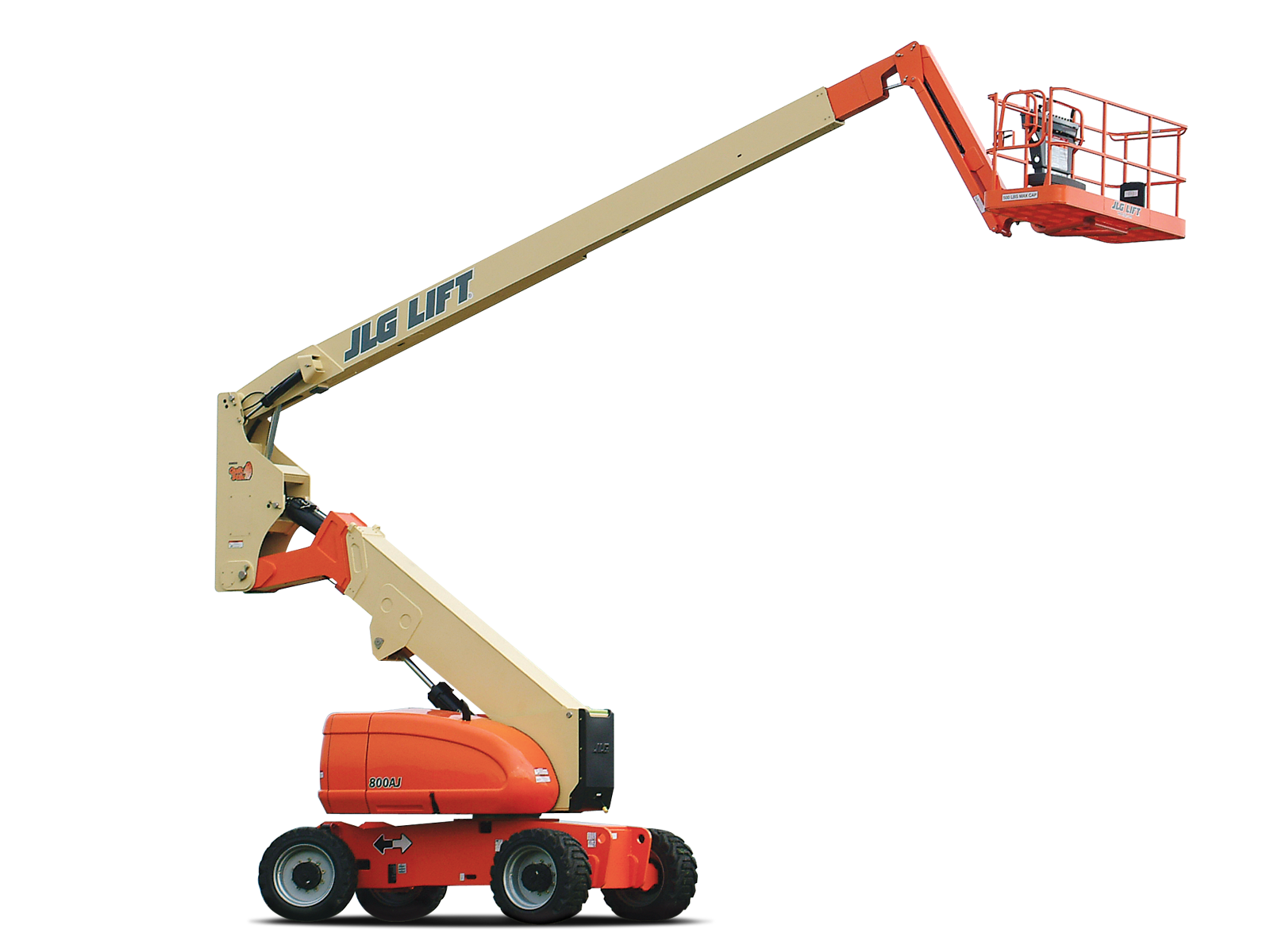 800AJ - 26.46M (86.81Ft) Diesel Articulating Boom Lift