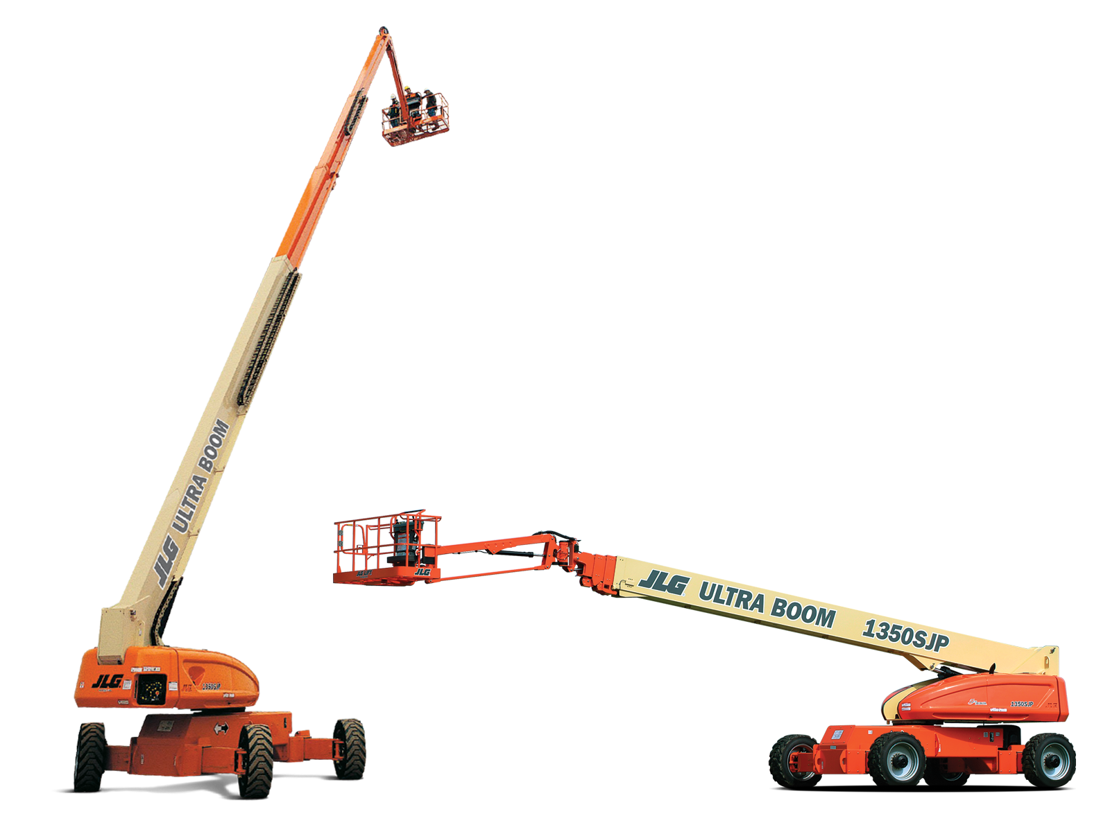 1350SJP - 43.30M (142.06Ft) Diesel Telescopic Boom Lift