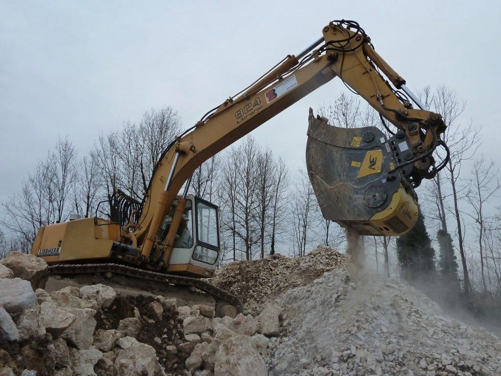 Crusher Bucket 20 ton