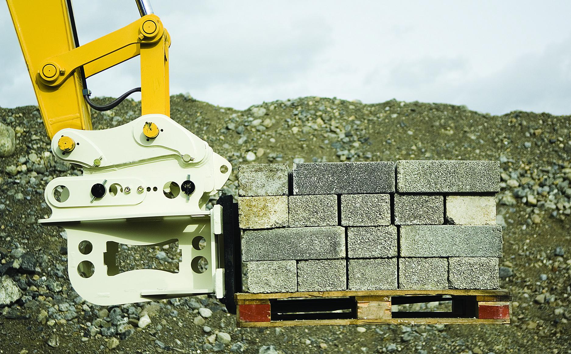Pallet Forks 12-22 ton
