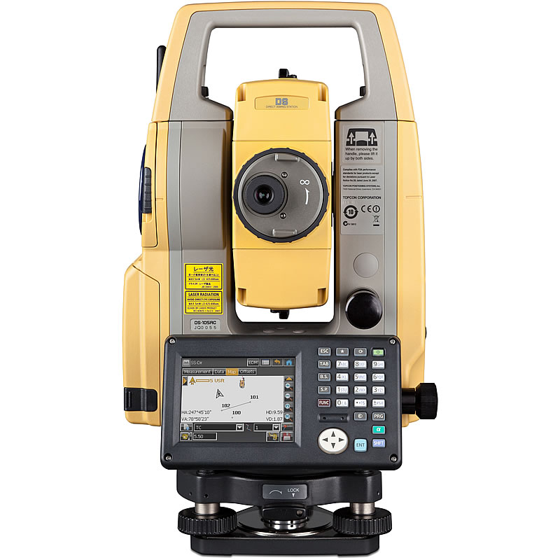 Topcon DS-103AC Total Station