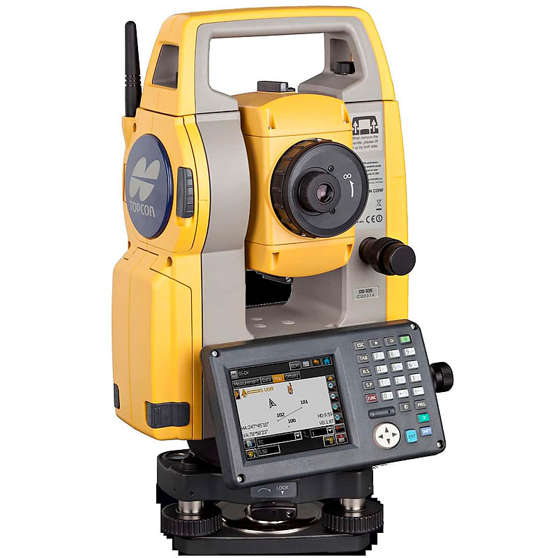 Topcon OS-105 Total Station