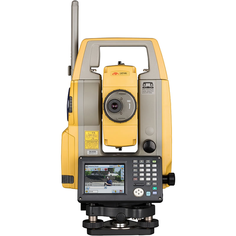 Topcon DS-205i Robotic Total Station
