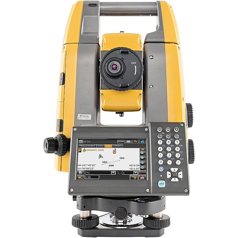 Topcon GT-505 Robotic Total Station