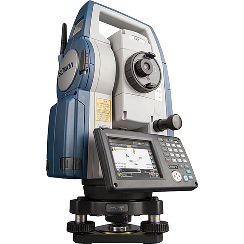 "Sokkia DX-105 5"" Robotic Total Station"