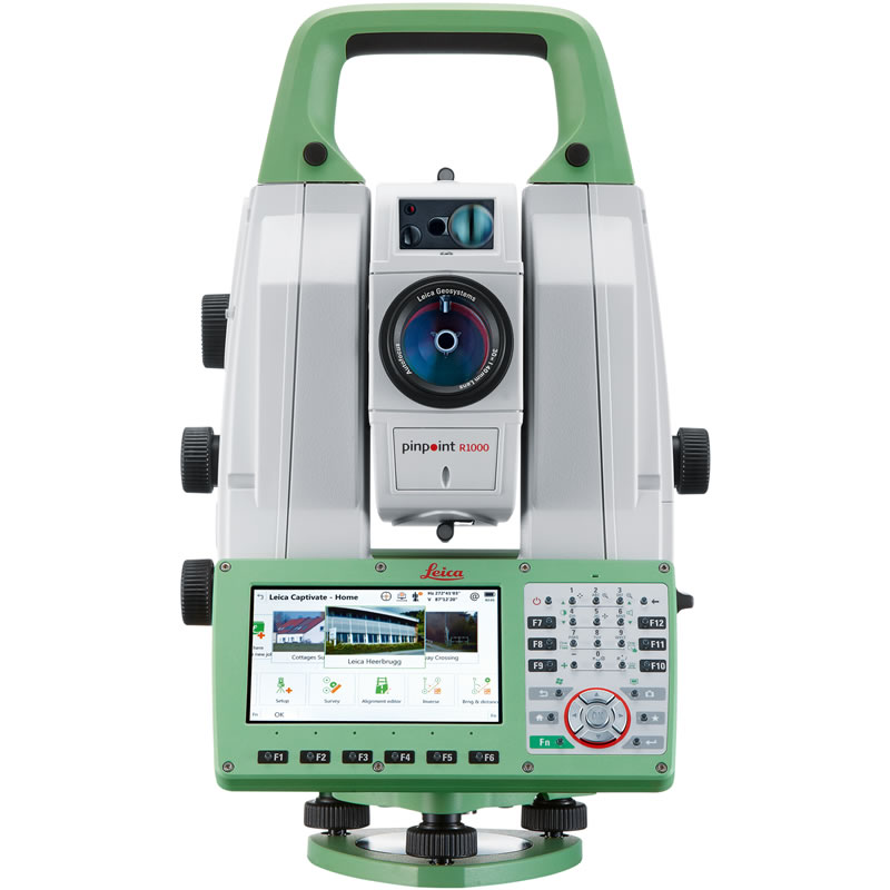 Leica TS60 Total Station