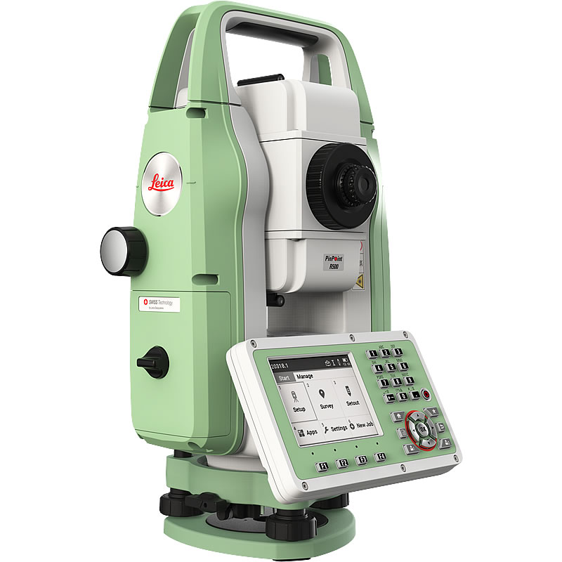 Leica TS03 Total Station
