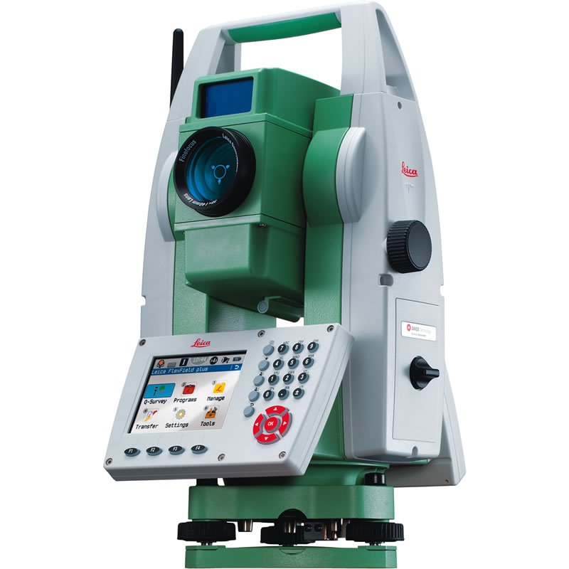 Leica TS09 Total Station
