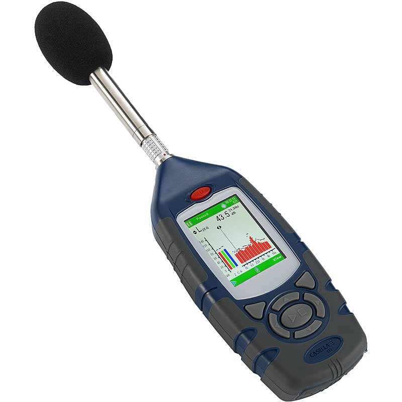 Casella Sound Level Meter Class 1