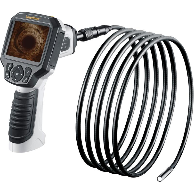 Laserliner VideoFlex G3 Ultra + SnakeCamera G3 10m