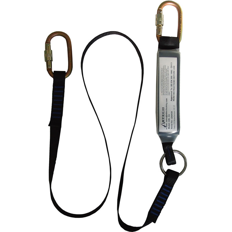 1.25 - 1.75M - Abtech Adjustable Restraint Lanyard