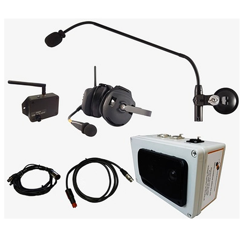 Phantom CAB Kit Radio System