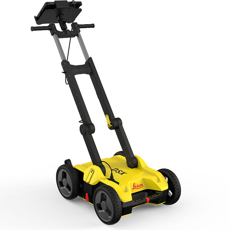 Leica DSX Ground Penetrating Radar