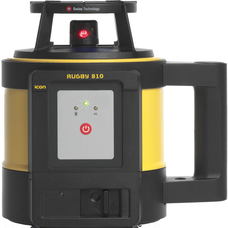 Leica Rugby 810 Rotating Laser