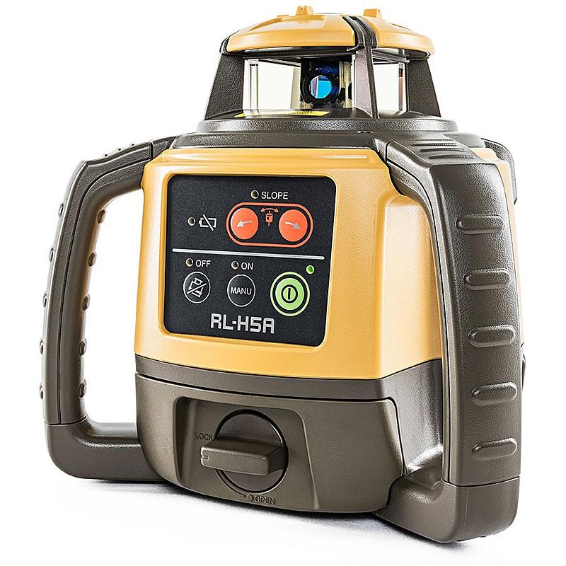 Topcon RL-H4C/5A Rotating Laser