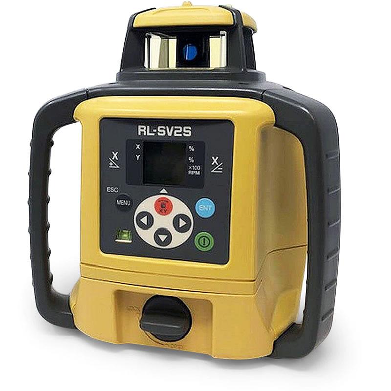 Topcon RL-SV2S Dual Grade Laser