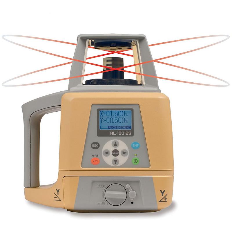 Topcon RL-100 2S Dual Grade Laser