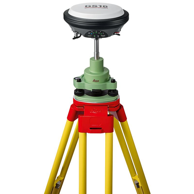 Leica GPS Viva GS16 Base & Rover