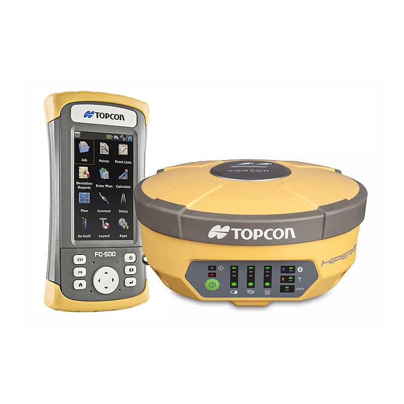 Topcon GPS HiPer V Rover
