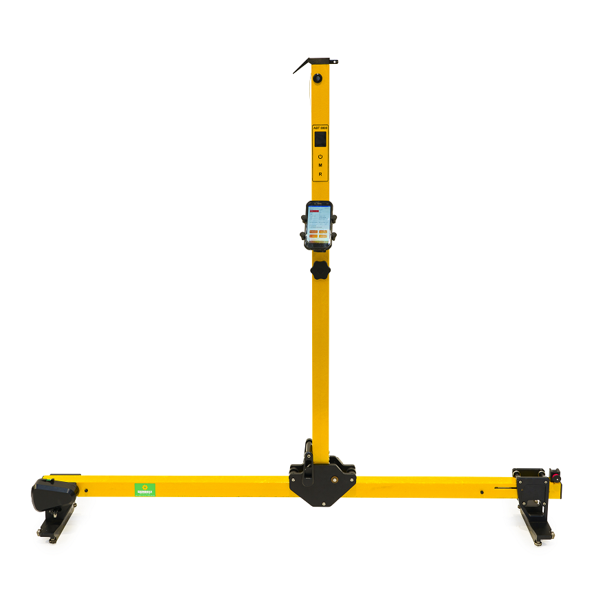 Abtus ABT8000 Data Logging Height and Stagger Gauge